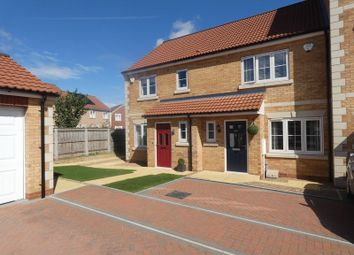 2 bed town house for sale in Wolsey Way, Lincoln LN2