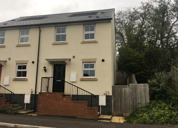 Thumbnail 2 bed semi-detached house to rent in Howarth Close, Sidmouth