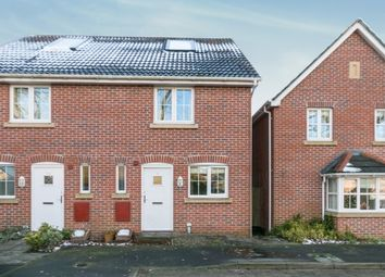 Thumbnail 2 bedroom property to rent in Pheasant Close, Four Marks, Alton
