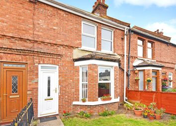 Thumbnail 2 bed terraced house for sale in Shaftesbury Avenue, Folkestone