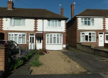 Thumbnail 3 bed semi-detached house for sale in Whitehouse Avenue, Loughborough, Leicestershire