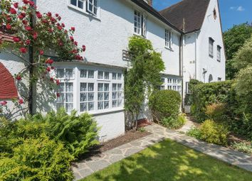 Thumbnail 3 bed cottage for sale in Chatham Close, Hampstead Garden Suburb