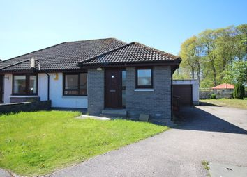 Thumbnail 3 bed semi-detached bungalow for sale in Lochlann Terrace, Inverness