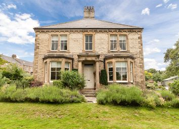 Thumbnail 4 bed detached house for sale in Portland Lodge & Portland Lodge Cottage, West Road, Hexham, Northumberland