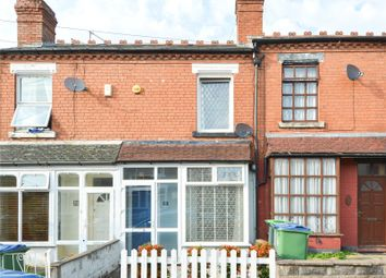 Thumbnail 2 bed terraced house for sale in Weston Road, Bearwood, West Midlands