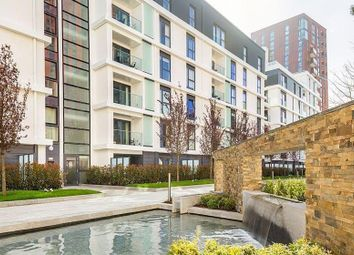 Thumbnail 3 bed flat for sale in Nine Elms Side, London