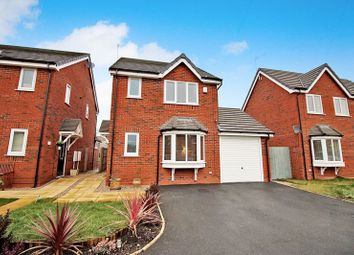 3 bed detached house for sale in Hurst Close, Talke, Stoke-On-Trent ST7
