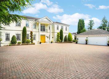 London Road, Sunningdale, Ascot SL5. 6 bed detached house