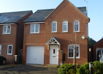 Thumbnail 4 bed detached house for sale in Dexters Grove, Hucknall, Nottingham