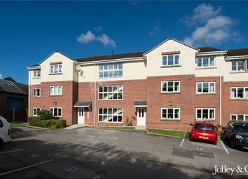 Thumbnail 2 bedroom flat for sale in Mellor View, Disley, Stockport, Cheshire