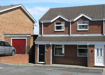 Thumbnail 2 bedroom semi-detached house for sale in Clifton Street, Hurst Hill, Coseley