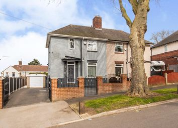 Thumbnail 2 bed semi-detached house for sale in Follett Road, Sheffield, South Yorkshire