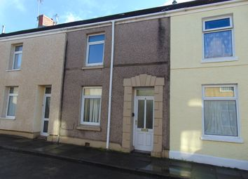 Thumbnail 2 bedroom terraced house to rent in Emma Street, Llanelli