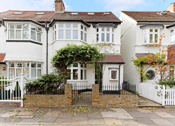 Thumbnail 4 bed semi-detached house to rent in Ramillies Road, London
