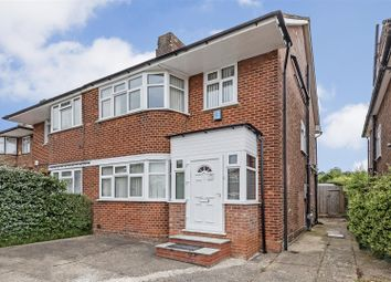 Thumbnail 4 bed property for sale in Merrion Avenue, Stanmore