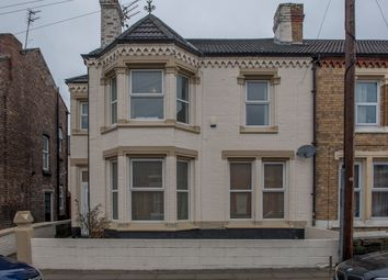 Thumbnail 4 bed semi-detached house for sale in Salisbury Road, Wavertree, Liverpool