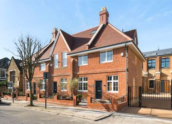 Thumbnail 3 bed end terrace house for sale in Wiseton Road, London