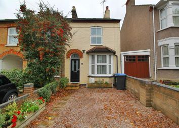 Thumbnail 3 bed end terrace house for sale in Gordon Hill, Enfield