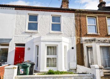 Thumbnail 1 bed flat to rent in Longstone Road, Eastbourne