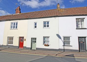 Thumbnail 2 bed terraced house for sale in Denver Place, Elm Grove Road, Topsham, Exeter