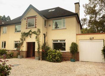 Thumbnail 5 bed detached house for sale in Moor Park Gardens, Pembroke Road, Northwood