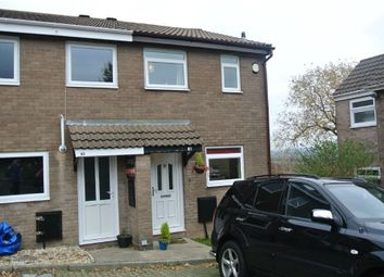 Thumbnail 2 bed semi-detached house for sale in Spring Grove, Greenmeadow, Cwmbran