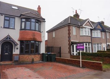 Thumbnail 4 bed semi-detached house for sale in Kelmscote Road, Coventry