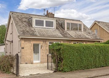 Thumbnail 3 bed semi-detached bungalow for sale in 62A March Road, Edinburgh