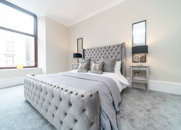 Thumbnail 3 bed flat for sale in Brougham Street, Greenock