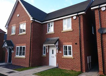 Thumbnail 2 bedroom property to rent in New Croft Drive, Willenhall