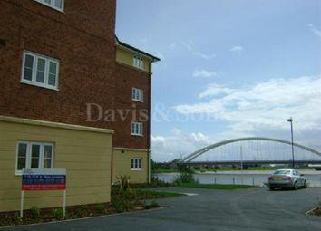 Thumbnail 2 bed flat to rent in Argosy Way, Newport, Newport.