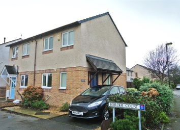 Thumbnail 2 bed semi-detached house for sale in Border Court, The Willows, Lancaster