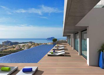 Thumbnail 3 bed apartment for sale in Cumbre Del Sol, Alicante, Spain