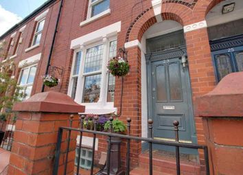 Thumbnail 2 bed terraced house for sale in Countess Street, Stockport