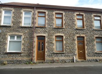 Thumbnail 3 bed terraced house to rent in Whittington Street, Neath
