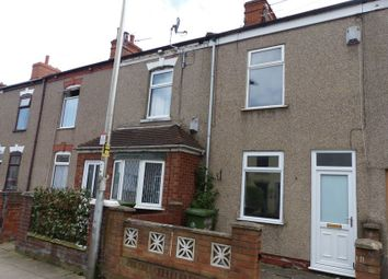 Thumbnail 2 bed terraced house to rent in Willingham Street, Grimsby