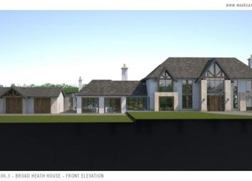 Thumbnail Detached house for sale in Slade Lane, Over Alderley, Macclesfield, Cheshire