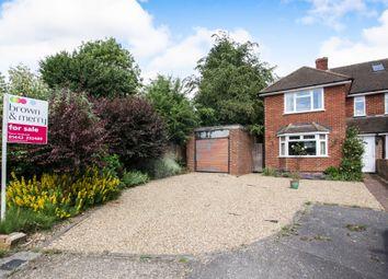 Thumbnail 3 bed semi-detached house for sale in Orchard Close, Hemel Hempstead Industrial Estate, Hemel Hempstead