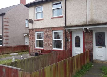 Thumbnail 3 bed terraced house for sale in Sycamore Avenue, Whitley Bay