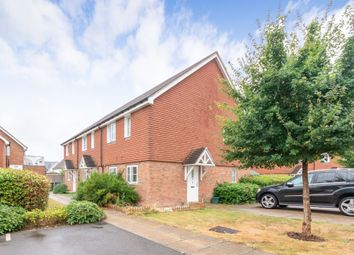 Thumbnail 3 bed semi-detached house for sale in Linnitt Road, Holborough Lakes