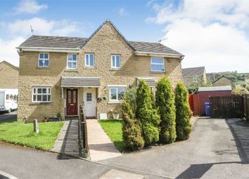 Thumbnail 2 bed terraced house for sale in Grindlestone Hirst, Colne, Lancashire