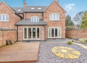 Thumbnail 4 bed detached house for sale in Dale End Road, Hilton, Derby, Derbyshire