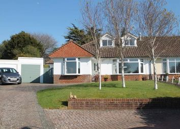 Thumbnail 4 bed bungalow for sale in The Meadows, Hangleton, Hove, East Sussex