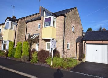 Thumbnail 3 bed semi-detached house for sale in Little Fallows, Milford, Belper, Derbyshire