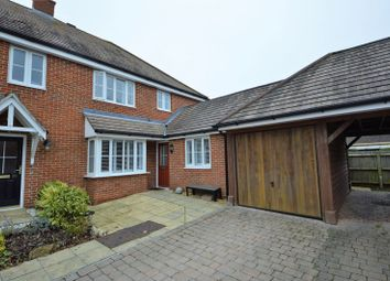 Thumbnail 4 bed semi-detached house for sale in Denmead, Waterlooville