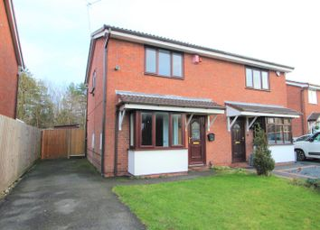 Thumbnail 3 bed semi-detached house to rent in Woodrush Heath, The Rock, Telford