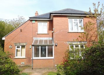 Thumbnail 3 bed detached house for sale in St Lythans, Cardiff