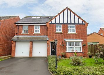 Thumbnail 5 bed detached house to rent in Bradstone Drive, Mapperley, Nottingham