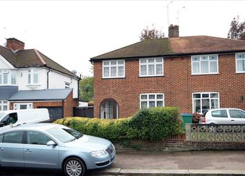 Thumbnail 3 bed semi-detached house for sale in Carisbrooke Avenue, Watford WD24.