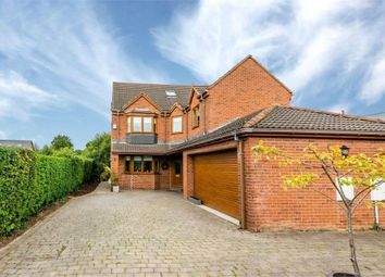 Thumbnail 5 bed detached house for sale in Back Lane West, Royston, Barnsley, South Yorkshire